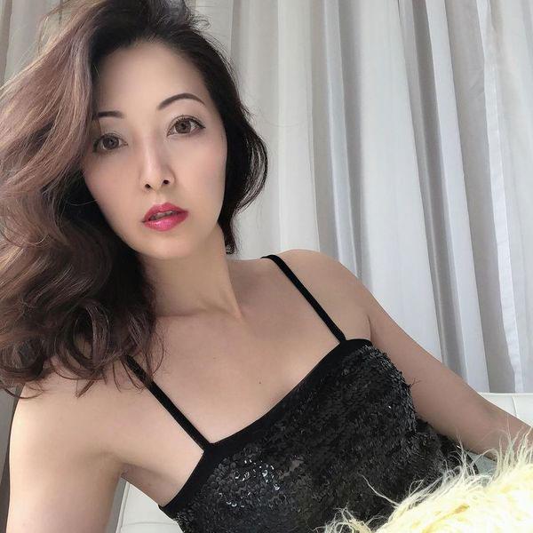 44岁的黎思嘉比选美时更美。(图:面子书)