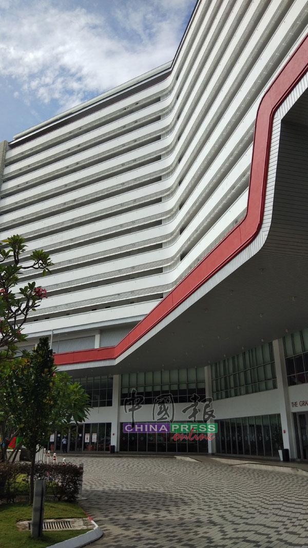 希盟全国领袖干训营除了受邀的领袖和住客,媒体被禁踏足酒店半步 。