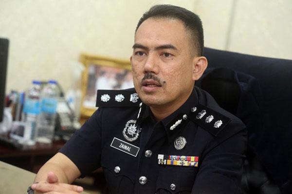 莫哈末再纳指警方已于周三(14日)晚上逮捕嫌犯。