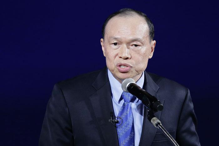 经历多个月挑战后,林伟才致函给员工、股东和利益相关者。(图:彭博社)