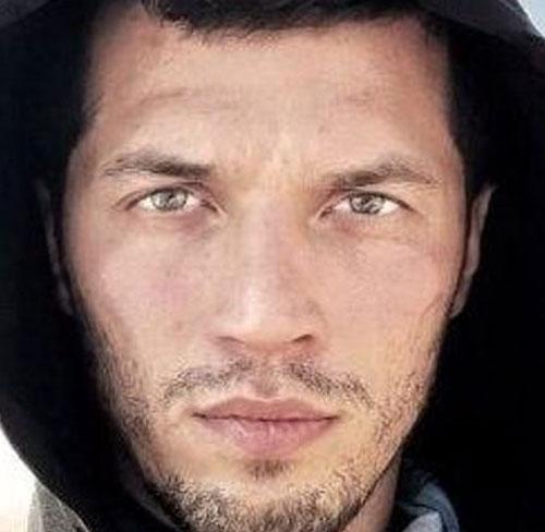 涉嫌拍裸女照片的俄罗斯男子肯特索夫。