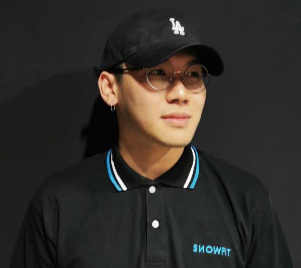 SnowFit创意总监邬志翔