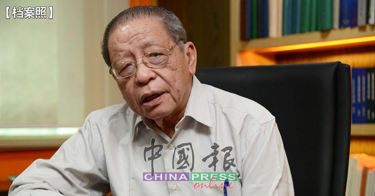 """林吉祥促7前警队一哥 公开说明是否曾被""""政治干预"""""""