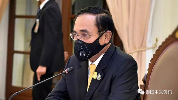 泰国首相帕拉育。