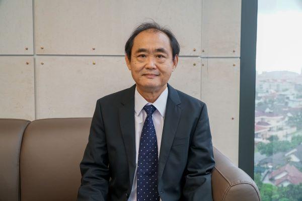 林上海控股私人有限公司执行副主席拿督林景源