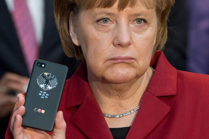 德国总理默克尔认为窃听是严重背弃信任。