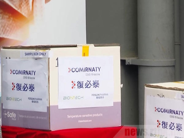 新国CCB 与辉瑞疫苗相同 新加坡将开始施打复必泰