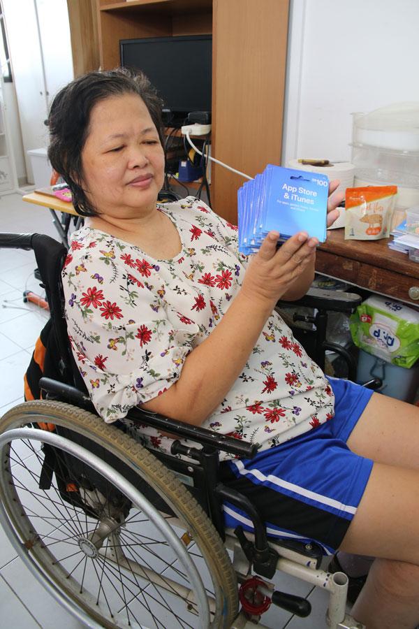 半身不遂的轮椅妇林桂音遇上爱情骗子,积蓄被骗光。