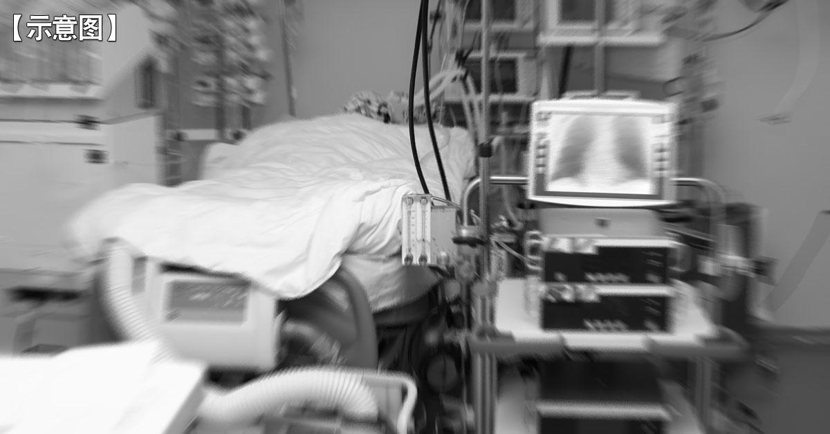 未注射疫苗染疫 老妇死于并发症