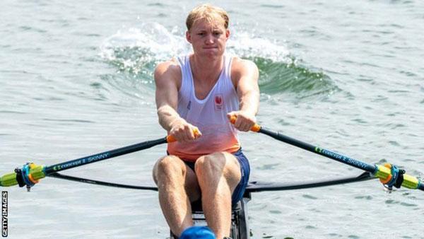 荷兰划船选手弗罗林,成为首名出赛后确诊染疫的东奥选手。