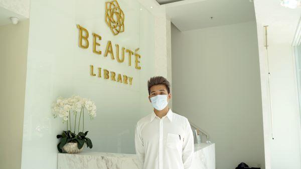 Beauté Library执行董事吕荣升