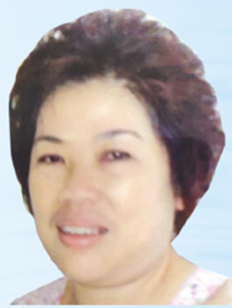 杨门刘汉荣老夫人遗照。