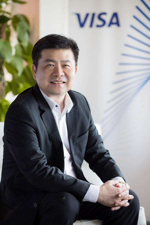 大马Visa区域经理黄江文