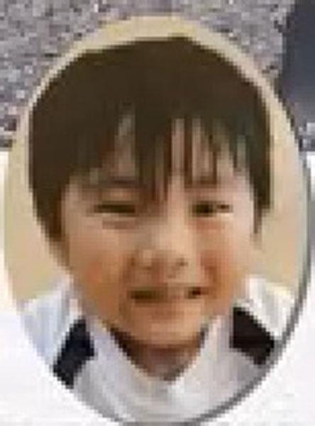 5岁男童仓挂冬生不幸死亡。