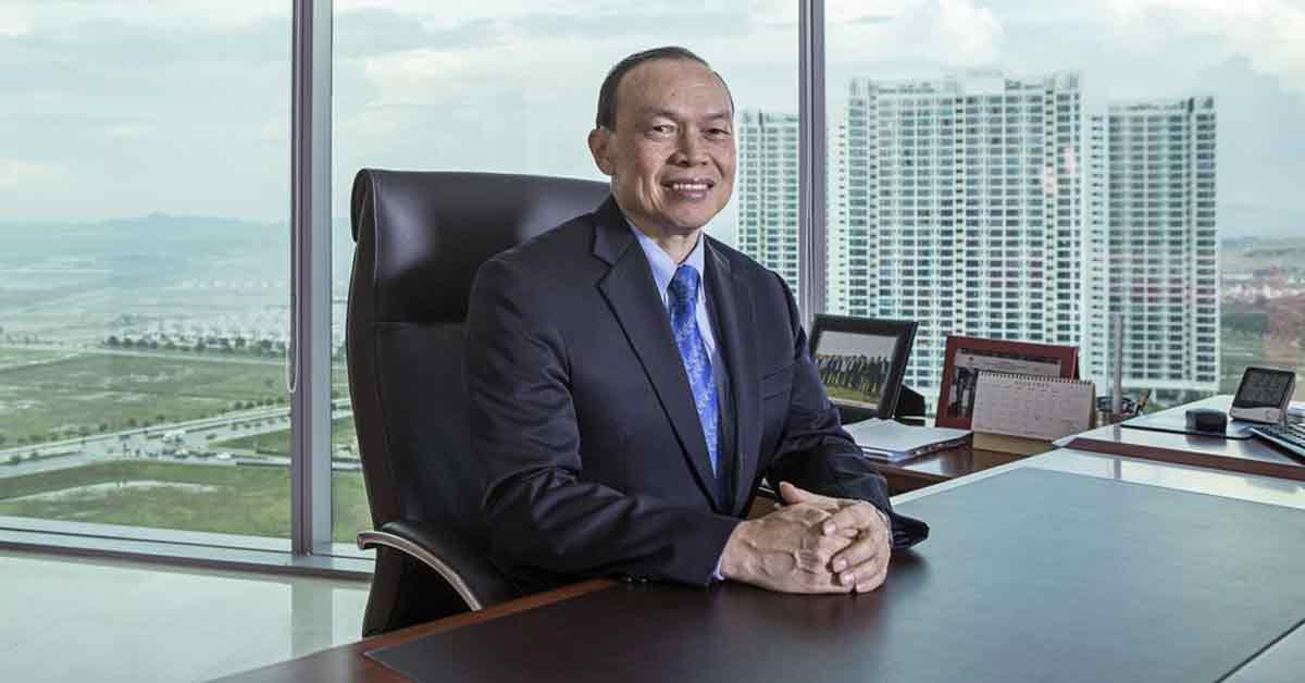 粗略估计,林伟才联合家族的持股总值,至今已蒸发了约200亿令吉。